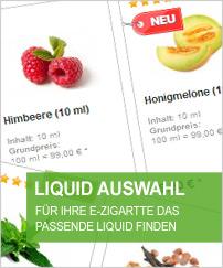 e-Zigarette Liquid