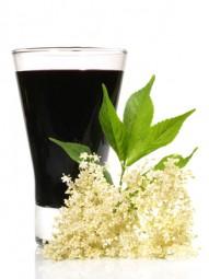 X Holunderbeere (10 ml Vinirette Liquid)