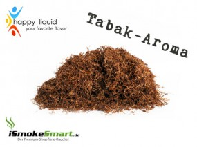 Happy Liquid - Starker Tobak (10 ml)