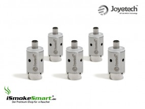 5 Joyetech C2 Atomizer (eMode & eCom Verdampfer-Köpfe)