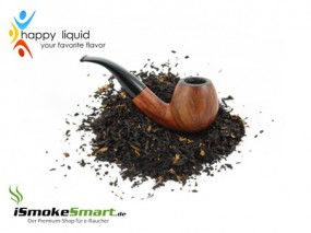 Happy Liquid - Pipe Tobacco (10 ml)
