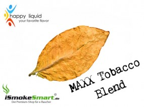 Happy Liquid - Maxx Tobacco Blend (10 ml)