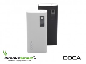 DOCA Powerbank D566B (13000 mAh) • mobile Ladestation