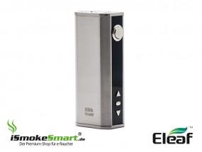 Eleaf iStick TC 40W Box Kit (silber gebürstet) 2600 mAh