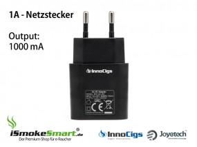 InnoCigs (Joyetech) 1A USB-Netzstecker (EU) 1000 mA
