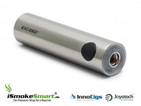 InnoCigs EXCEED D19 Akku 1500 mAh (silber)