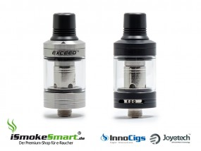 InnoCigs (Joyetech) EXCEED D19 Clearomizer