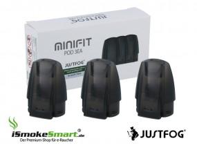 JUSTFOG MiniFit Pod (3 Stück)