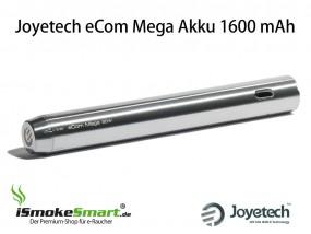Joyetech eCom Mega Akku 1600 mAh (silber)