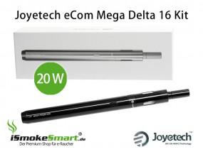 Joyetech eCom Mega Delta 16 Kit (schwarz)