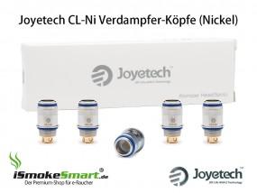 5 Joyetech CL-Ni Atomizer 0,2 Ohm (Nickel-Verdampfer-Köpfe)