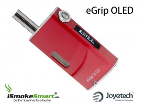 Joyetech eGrip OLED-CL Box (rot)