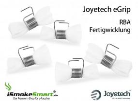 Joyetech eGrip RBA Fertigwicklung (5 Stück)