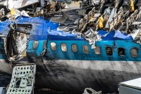 Katastrophe: Jumbo-Jet mit Rauchern abgestürzt!