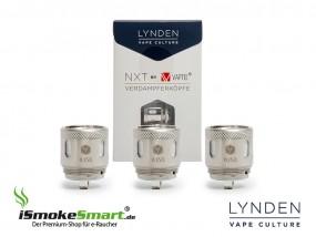 LYNDEN NXT W8 Ersatz-Verdampfer 0,15 Ohm (3 Stück)