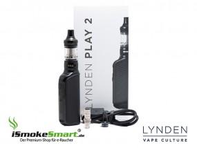 LYNDEN PLAY 2 Starterkit (schwarz)