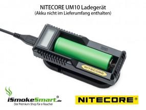 Nitecore USB-Ladegerät UM10 (1 Slot)
