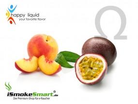 Happy Liquid - Passion Peach (10 ml)