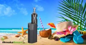 Mit der e-Zigarette auf Reisen