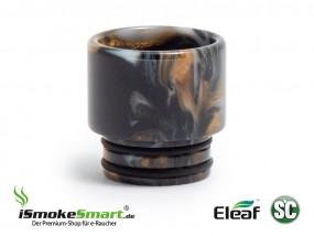 Drip Tip 810 für Ello Vate (schwarz-resin)