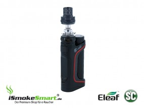 SC (Eleaf) iStick Pico S - Ello Vate Kit (schwarz/rot)