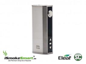 SC (Eleaf) iStick TC 40W Box Kit (silber gebürstet) 2600 mAh