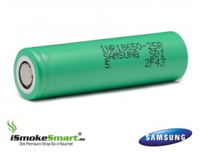 Samsung INR18650-25R Akku 2500 mAh