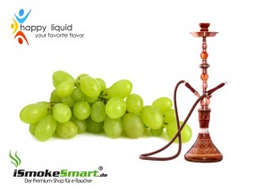 Happy Liquid - Shisha Traube (10 ml)