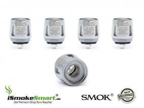 Steamax (SMOK) V8 Baby Q2 Core 0,4 Ohm Dual Coils (5 Stück)