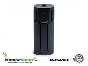 Steamax (WISMEC) Sinuous P80 Akkuträger (schwarz)
