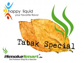 Happy Liquid - Tabak Special (10 ml)