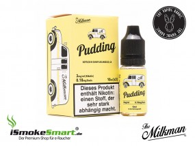 The Milkman - Pudding Liquid (3 x 10 ml)