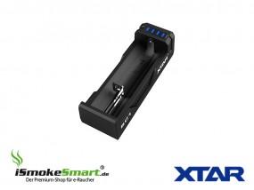 XTAR SC1 USB-Schnell-Ladegerät (1 Slot)
