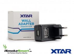 XTAR USB-Netzstecker (EU) 2100 mA