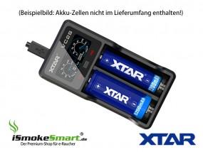 XTAR USB-Ladegerät VC2S (2 Slots)