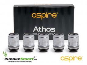 aspire Athos A5 Penta-Coil 0,16 Ohm Ersatz-Verdampfer (5 Stück)