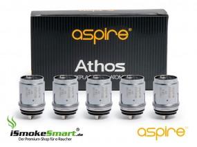 aspire Athos A3 Tri-Coil 0,3 Ohm Ersatz-Verdampfer (5 Stück)