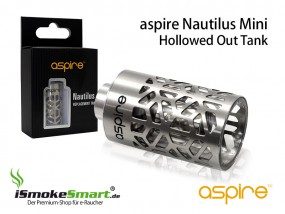 aspire Nautilus Mini Hollowed Out Tank