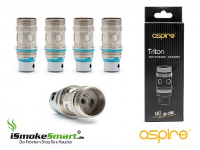 aspire Triton Verdampfer (1,8 Ohm)