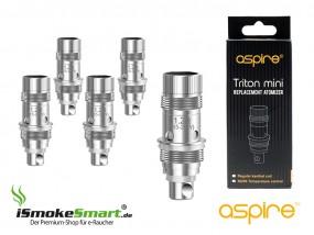 aspire Triton Mini, Nautilus – Ersatz-Verdampfer 1,2 Ohm (5 Stück)