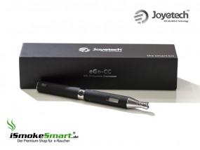 Joyetech eGo-CC Smart Kit 650 mAh (schwarz)