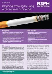 """Gesundheits-Organisation (UK): """"Nikotin ist nicht schädlicher als Koffein"""""""